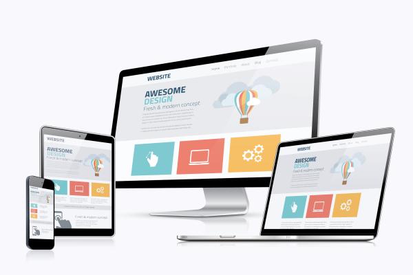 dynamic website designs